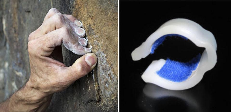 Rock Climbing Injuries