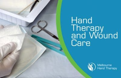 Hand Therapy and Wound Care