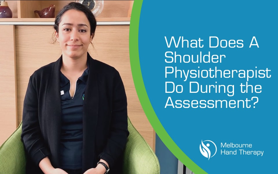 Shoulder Physiotherapy Assessment