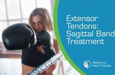 Extensor Tendons: Sagittal Band Injuries